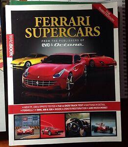 FERRARI-SUPERCARS-THE-THIRD-EDITION-258-Page-Magazine