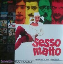 Armando Trovaioli – Sesso Matto LP Sonor Music Editions Italian Soundtrack OST