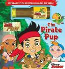 The Pirate Pup by Bill Scollon (Mixed media product, 2013)