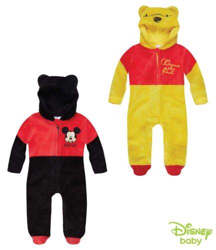 Disney Mickey Mouse Winnie Pooh Jumpsuit