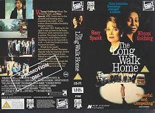 The Long Walk Home, Sissy Spacek Video Promo Sample Sleeve/Cover #11364