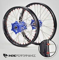 Ktm Front-rear Wheel Set 105-690 (excludes 520 & 640 Adventure) Wheels Blue Hub
