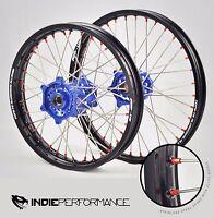 Ktm Front-rear Wheel Set 105-690 (excludes 520 & 640 Adventure) Wheels Blue Hub