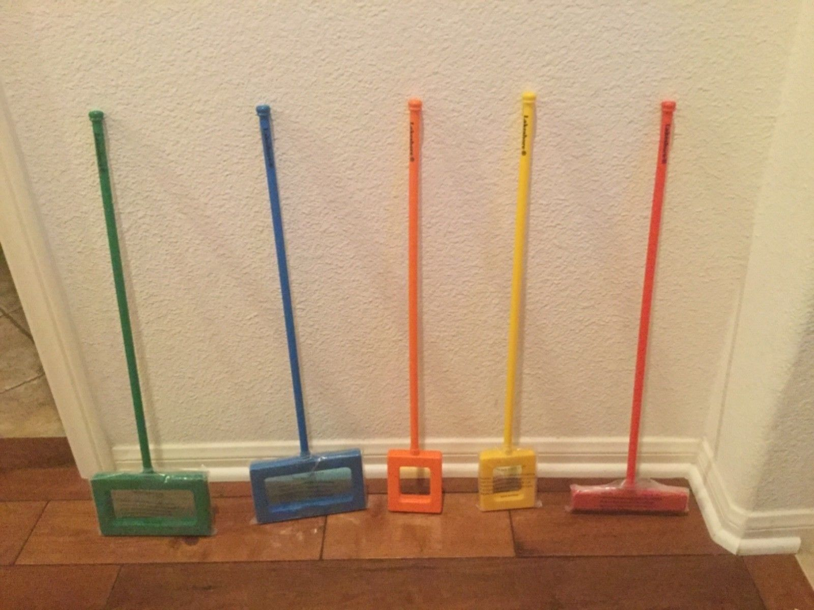 Lakeshore Story Word Wands Set of 5 RARE DISCONTINUED