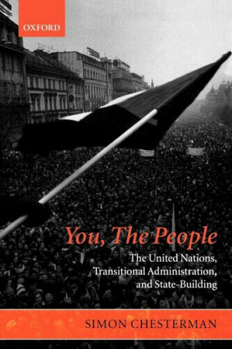 You, the People|Simon Chesterman|Broschiertes Buch|Englisch