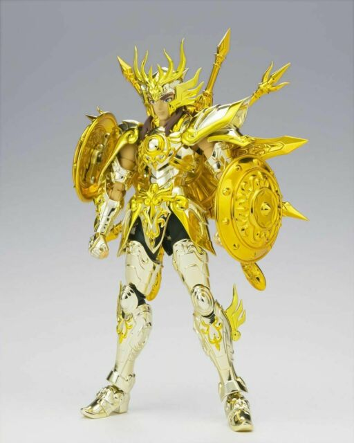 Saint Seiya Myth Cloth Ex Dohko Libra Soul Of Gold Figure 170mm Bandai Japan For Sale Online Ebay