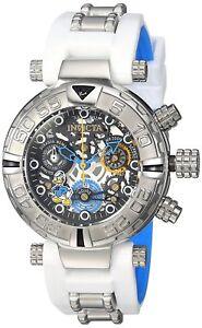 Invicta-Women-039-s-24511-Disney-Limited-Edition-Subaqua-Chronograph-Skeleton-Watch