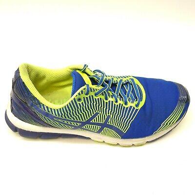 Asics GEL Lyte33 Sz 9.5 Blau Neon Athletic Laufen Training Herren Schuhe | eBay