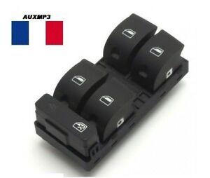 Bouton-AUDI-A3-SPORTBACK-Commande-Interrupteur-Patine-de-LEVE-VITRE-Electrique