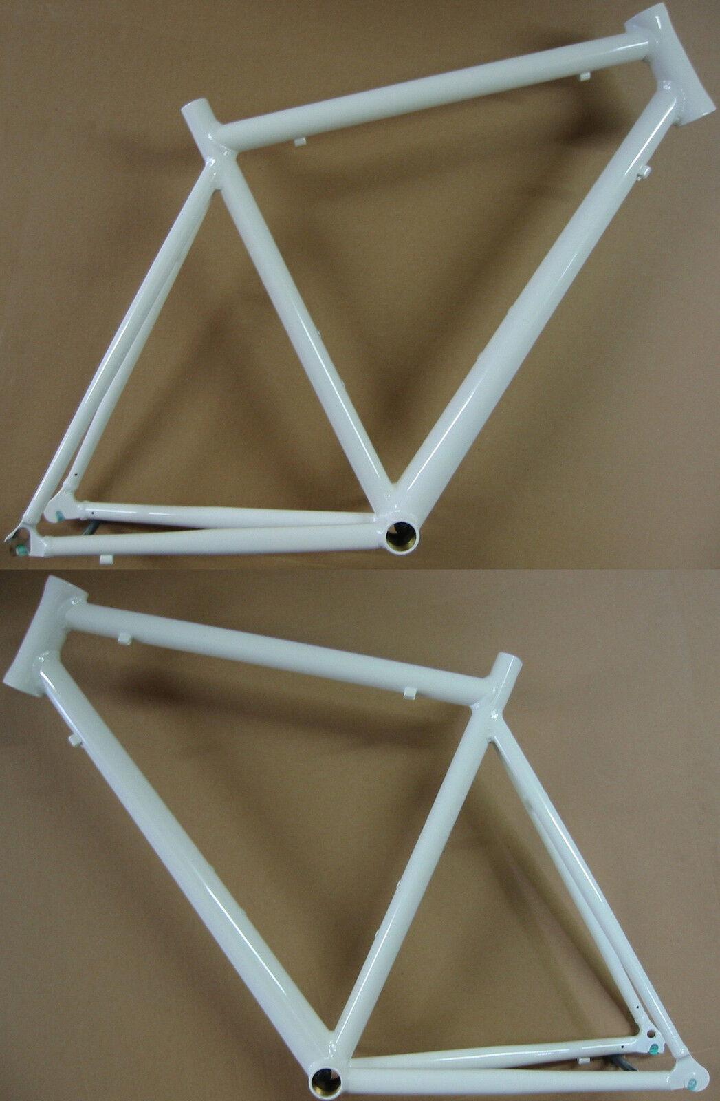 Heli-Bikes tua portata bicicletta da corsa 28    quadro alluminio 54cm BIANCO NUOVO 2018 1497ca