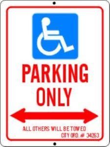 2-Piece handicap