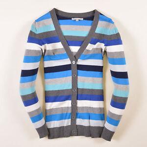 GAP-Damen-Cardigan-Pullover-Sweater-Gr-S-DE-36-Mehrfarbig-41737