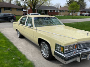 1978 Cadillac Brougham