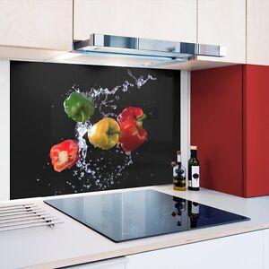 90cm x 70cm Digital Print Glass Splashback Heat Resistant  Toughened 759