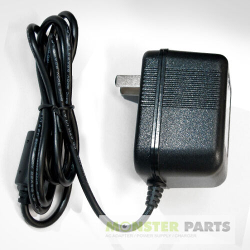 BLACK /& DECKER 5102970-03 UA-0402 AC AC ADAPTER CHARGER Power Supply Cord