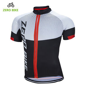 New Cool Men's Road Bike Clothing Fashion Jerseys Short Sleeve Tops Riding Shirt