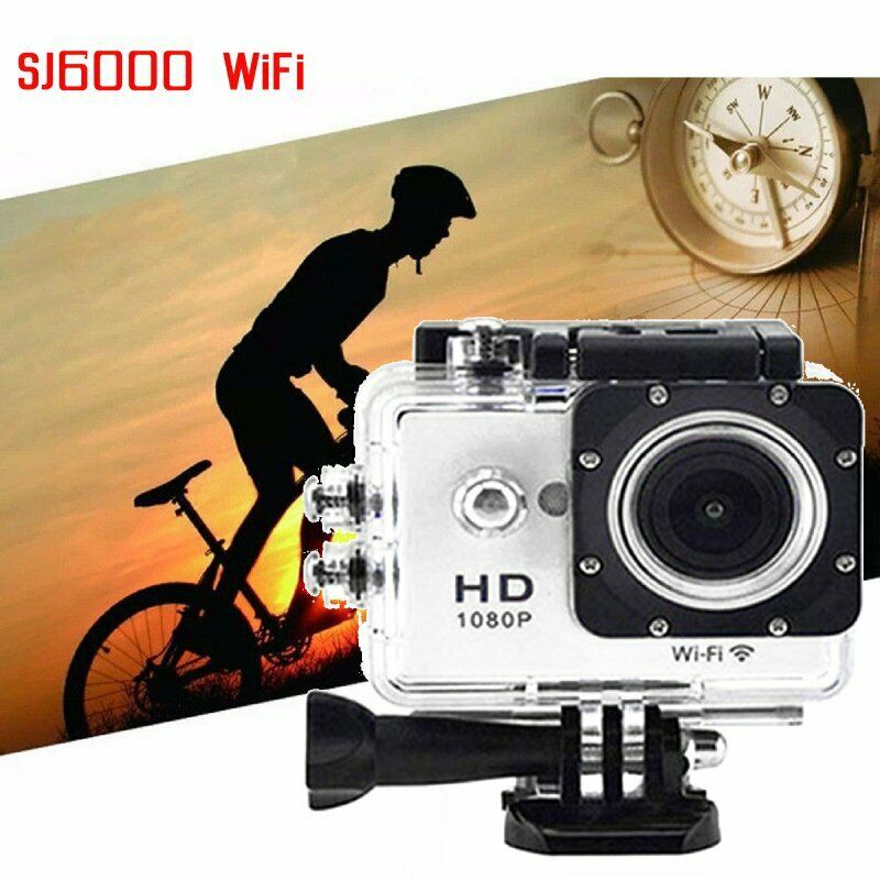 Wifi  FHD 1080P 4K Ultra HD Sport Action Camera DVR DV Cam  Camcorder SJ6000 HQ 1080p action camera dvr Featured sj6000 sport ultra