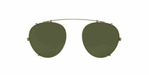 Authentic Oliver Peoples 0OV1104C MP-2 528471 Antique Gold Clip On