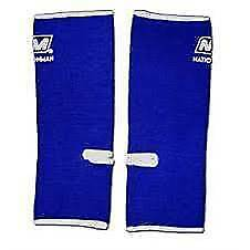 NATIONMAN MUAY THAI KICK BOXING ANKLE SUPPORT GUARD  MMA K-1 CAS