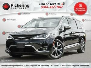 2017 Chrysler Pacifica Limited - DVD/ADV. SAFETY/20'S/COOLED SEATS