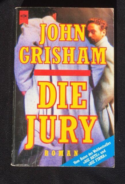 Die Jury von John Grisham 1994 Taschenbuch HEYNE Verlag