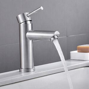 Details Zu Bad Waschbecken Armatur Wasserhahn Badezimmer Einhandmischer Waschtisch Armatur