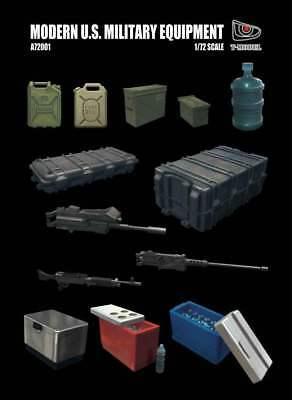 Military Equipment T Model A72001/Model Building Equipment U.S