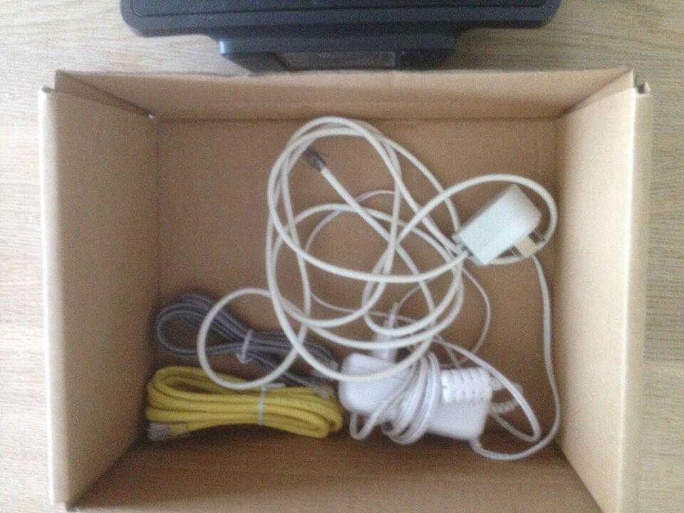 Router, Sagemcom, God