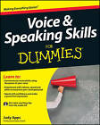 Voice and Speaking Skills For Dummies by Judy Apps (Paperback, 2012)