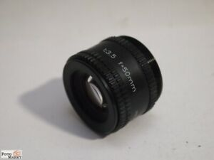 Rodenstock Objektiv Trinar 1:3,5 f=50mm Objektiv (M39) Vergrösserer Kleinbild
