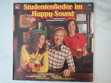 Studentenlieder im Happy-Sound - Bob Glenn ... Schallplatte / Studentika