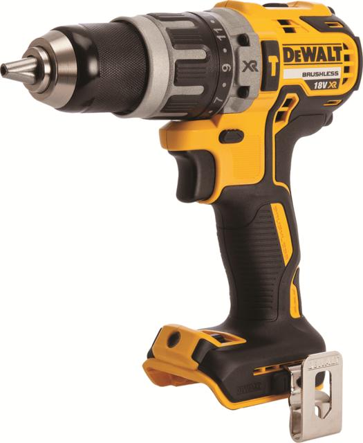 Brand New DEWALT 18V XR Brushless Hammer Drill - Skin Only --- DCD796N-XE