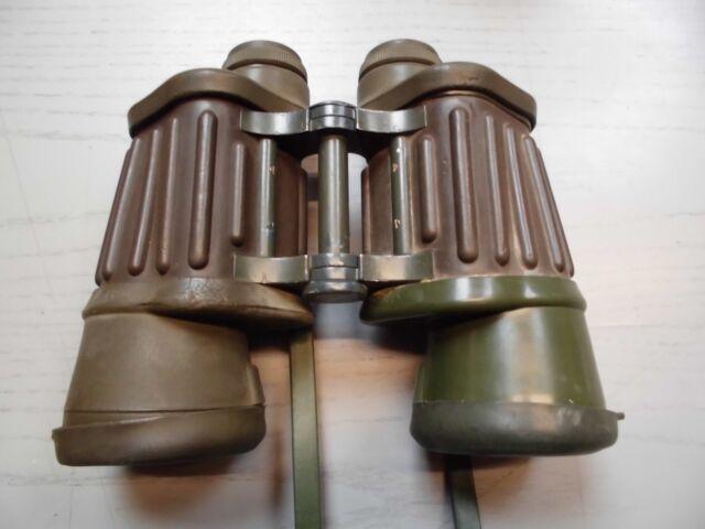 Hensoldt Zeiss 10x50  Bw Fernglas  Jäger Bundeswehr Glas Binoculars Hunter 7K