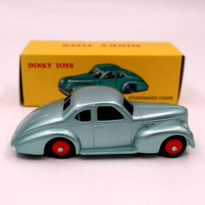Atlas-1-43-Dinky-Toys-24o-Studebaker-Coupe-DIECAST-models-Collection-Car