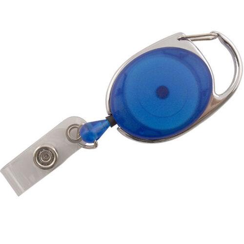 Blau Jojo REKO 220 mit Schlaufenclip und ID-Strap