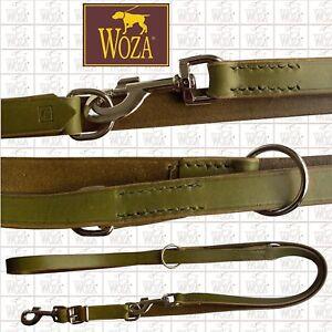 WOZA-Premium-Hundeleine-Handgenaeht-Vollleder-Lederleine-Rindleder-F41058