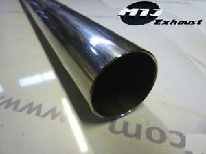 Universal-2-3-8-034-60mm-T304-Stainless-Steel-Exhaust-Repair-Pipe-250mm-10-034-Tube