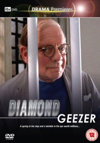1 of 1 - Diamond Geezer The Pilot DVD David Jason Paul Bown Original UK Rel New Sealed R2