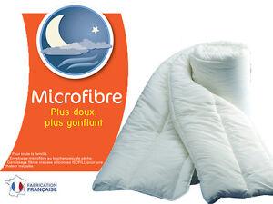 COUETTE-MICROFIBRE-450g-m-CHAUDE-DOUCE-GONFLANTE-ANALLERGIQUE-220X240