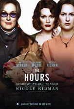 THE HOURS Movie POSTER 27x40 Nicole Kidman Julianne Moore Meryl Streep Stephen