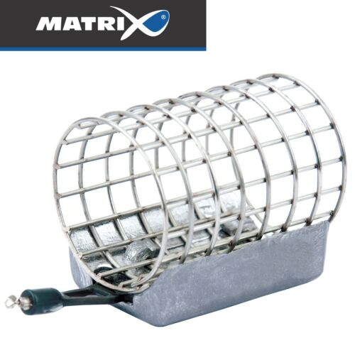 Fox Matrix Stainless Steel Cage Feeder Feederkorb Futterkorb zum Feederangeln