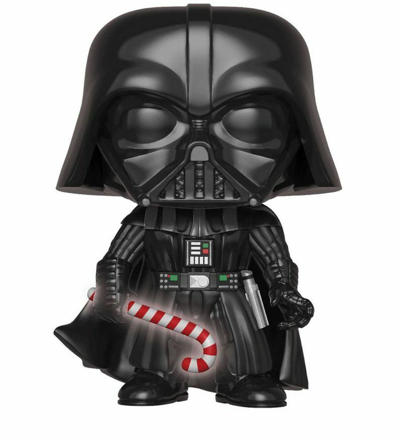 Funko pop im star - wars - darth vader 33884-chase