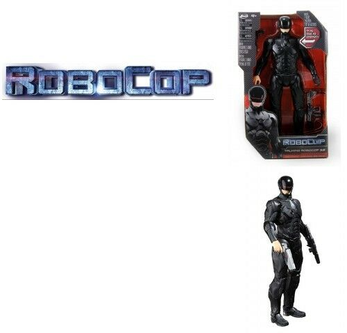 Robocop 3.0 12  Talking Movie Electronic Action Figure Jada Toys 2014 NEW RARE