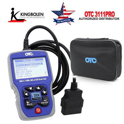 Otc 3111pro Obd2 Scanner 3111 Pro Trilingual Scan Tool Obd Iican