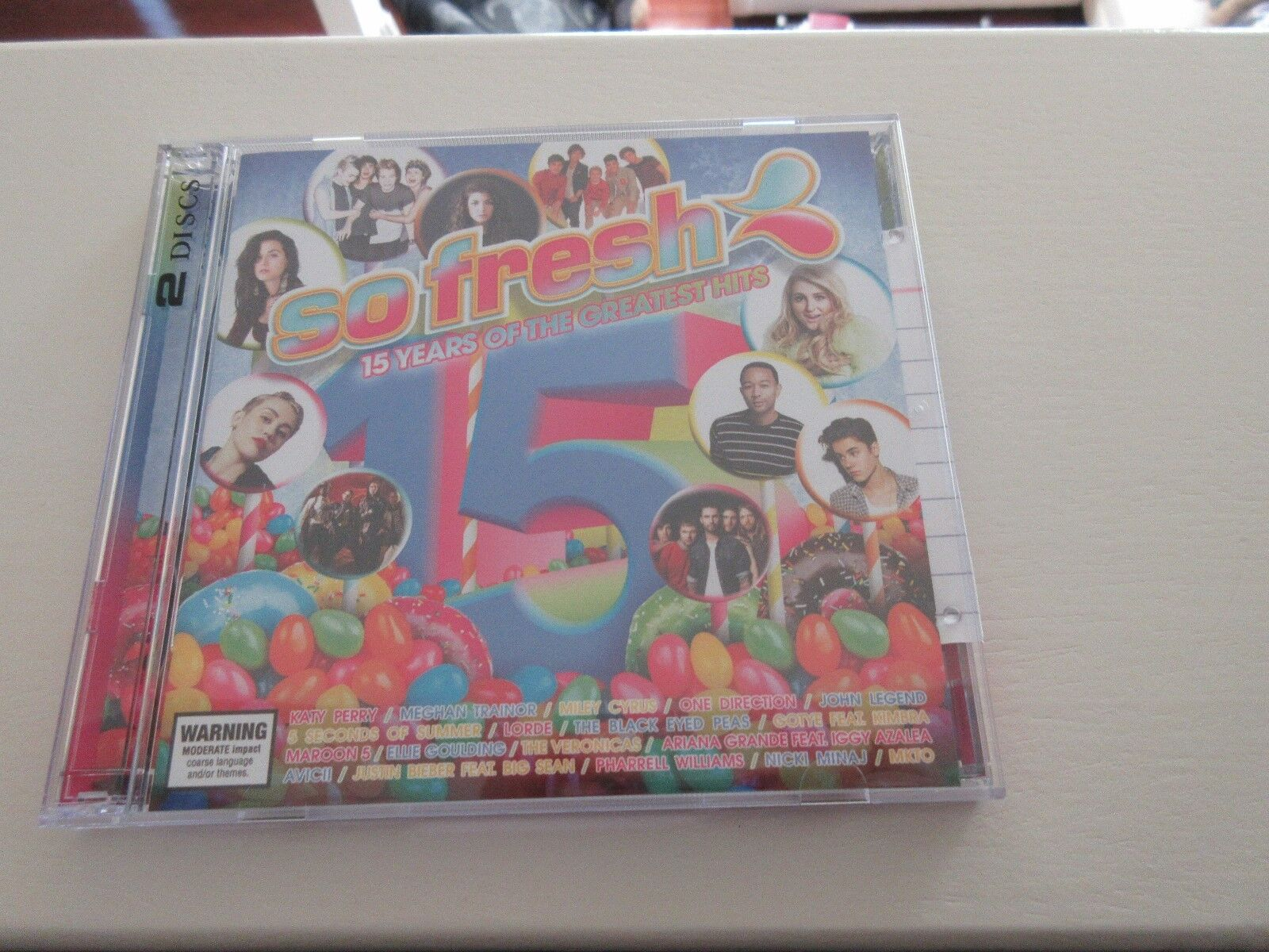 So Fresh , 15 Years Of The Greatest Hits , CD 689855440