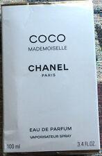 CHANEL COCO MADEMOISELLE Eau de Parfum Spray, 3.4 oz SEALED AUTHENTIC