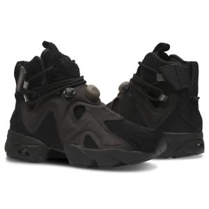 9087fa30e20d Reebok Classic Furikaze Pump X Future Fury Men s Black Shoes BS7420 ...