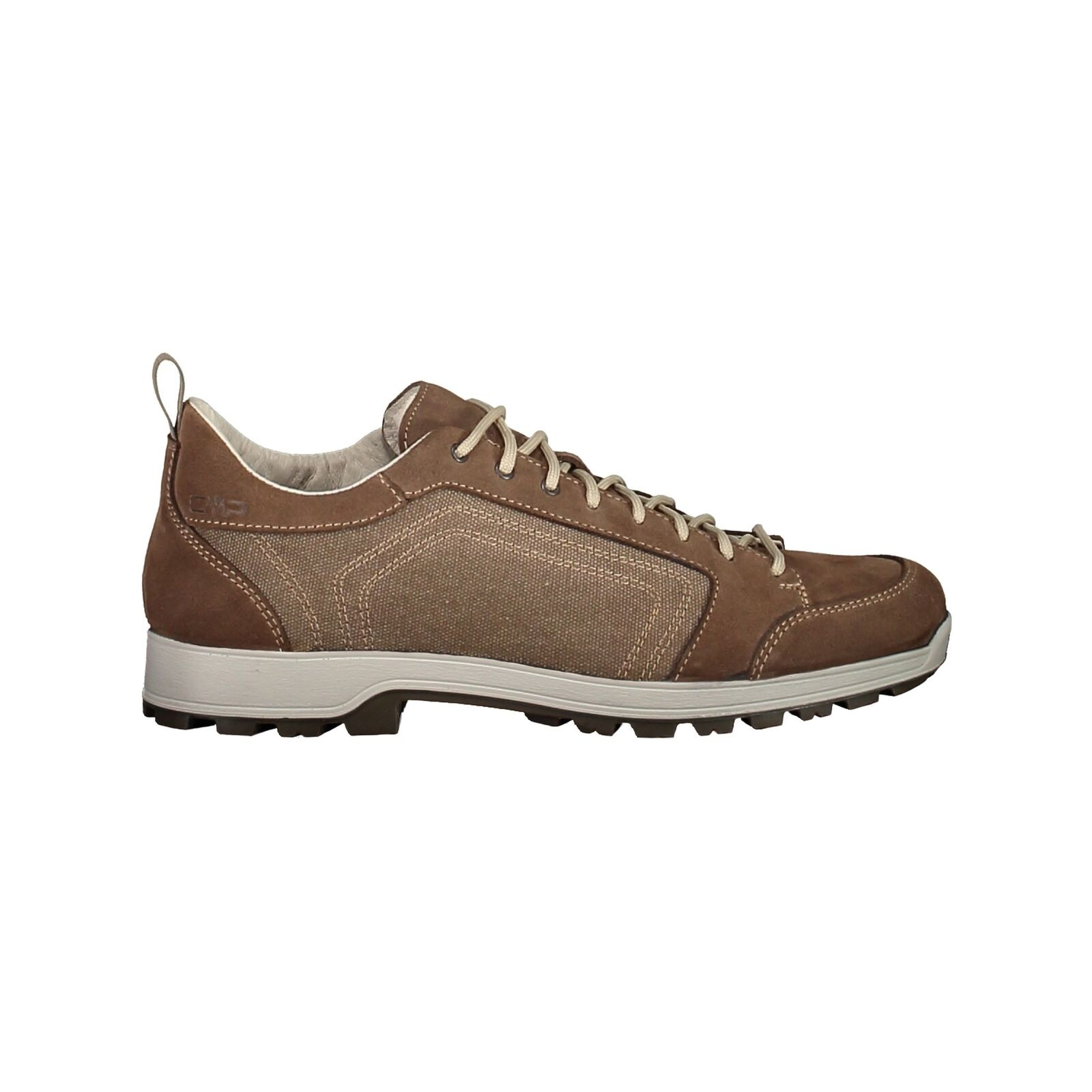 CMP Wanderschuhe Outdoorschuh Atik Canvas Hiking  shoes brown Unifarben  new exclusive high-end