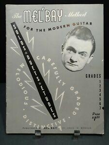 Mel-Bay-Modern-Guitar-Grade-7-1950s-Instructional-Self-Teach-Songbook-Music-M13
