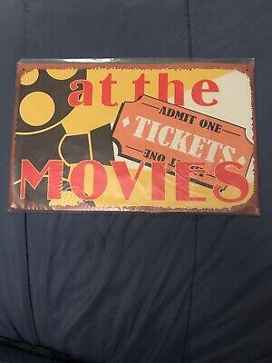 Rustic//Vintage Maple Flakes Breakfast Food Advertisement Metal Sign